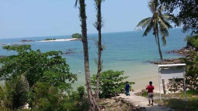 Pulau Jemur Rokan Hilir