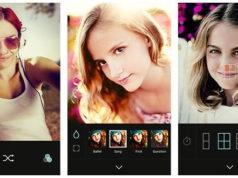 Selfie Lebih Kreatif Dengan Menggunakan Aplikasi B612 - Selfie With the Hearth