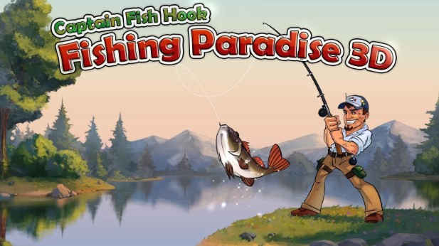 Play Fishing Paradise 3D Free+ Game