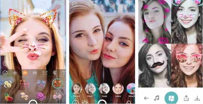 Camera B612 Sekarang Memiliki Fitur Video Selfie