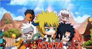 SD Ninja Heroes