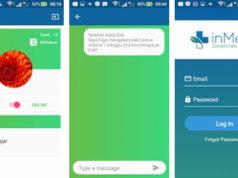Aplikasi Chat Doctor