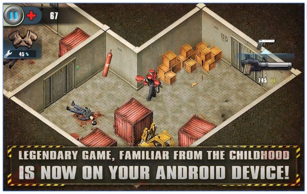 alien shooter android