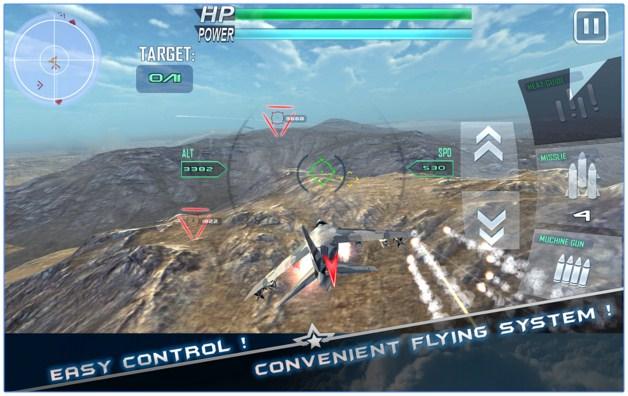 Game Pesawat Tempur Terbaik