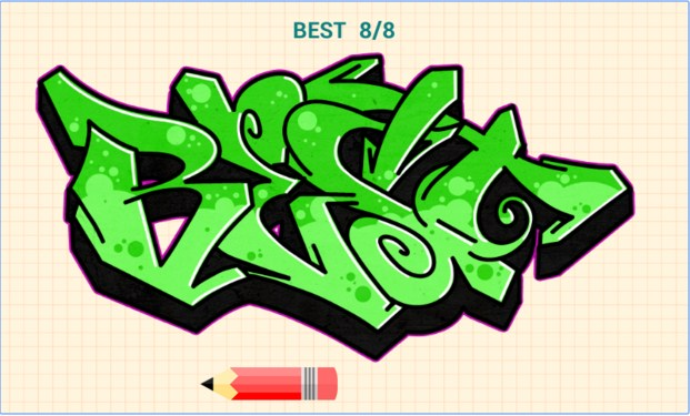 Cara Menggambar Grafiti di Android