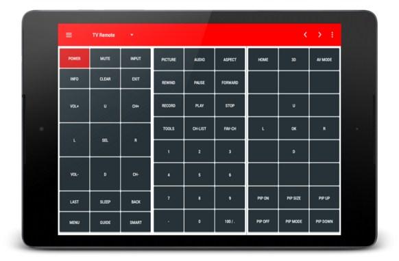 Cara Mengubah Ponsel Android Jadi Remote Tv