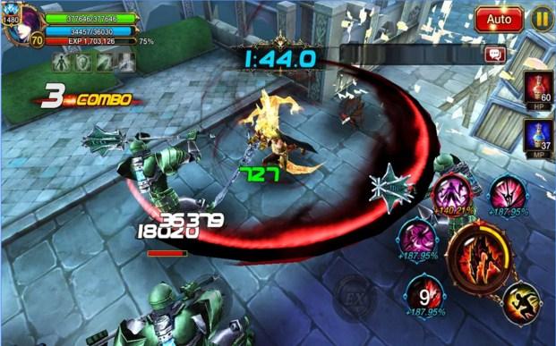 Game RPG Android yap paling populer