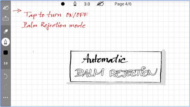 aplikasi menulis tangan android