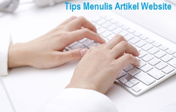 Tutorial blog update artikel