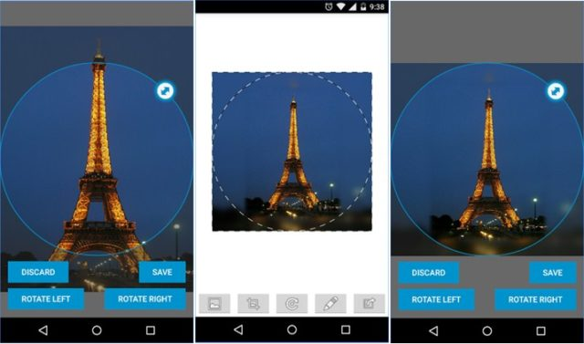 Cara Mengganti DP BBM Android Tanpa Terpotong (Crop)