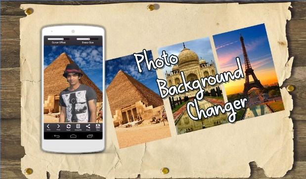 Aplikasi Keren Untuk Mengganti Background Foto di Android