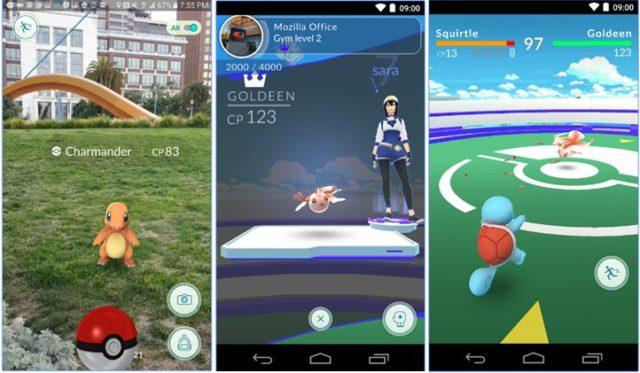 Cara Download Pokemon Go Play Store dari Indonesia