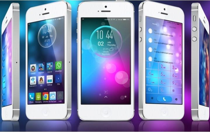 Download Tema iOS 10 untuk Xiaomi