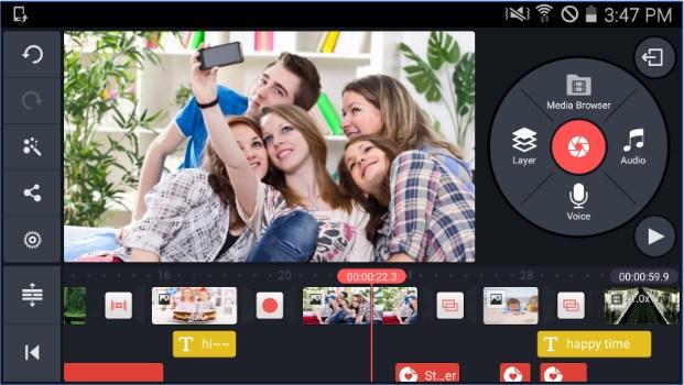 aplikasi edit video kinemaster