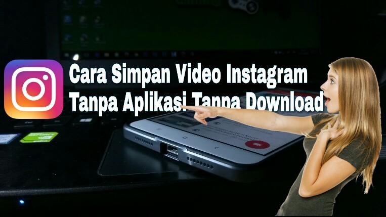 Cara Simpan Video Instagram di Xiaomi Tanpa Download