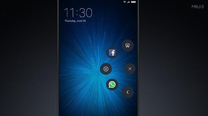 Cara Mengaktifkan dan Menggunakan Bola Pintas Xiaomi MIUI 8