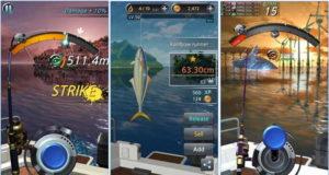 Download Game Fishing Hook / Kail Pancing untuk Android