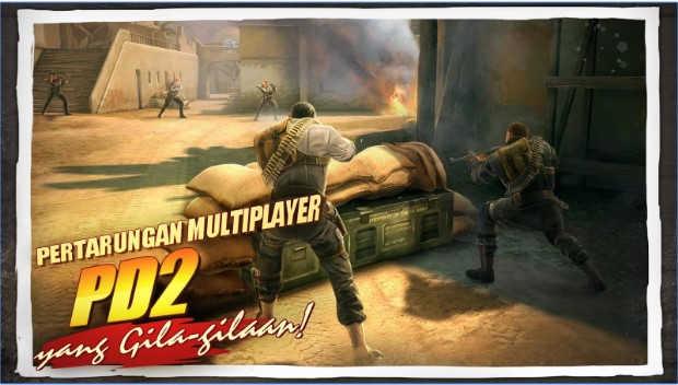 Game Perang Offline Terbaik