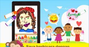 Aplikasi Android Menggambar dan Mewarnai untuk Anak-anak