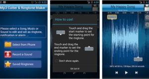 Cara Potong Lagu untuk Dijadikan Ringtone di Android