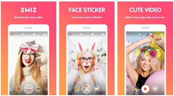 Download Aplikasi Toolwiz Face Swap Video Selfie