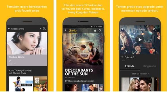 Download Aplikasi Drama Korea Subtitle Indonesia di Android