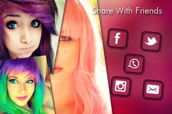 Aplikasi Pengubah Warna Rambut Terbaik