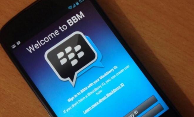 Download BBM 3.3.0.16 Apk untuk Android