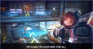 N.O.V.A Legacy: Game FPS Android Ukuran Kecil Hanya 20an MB