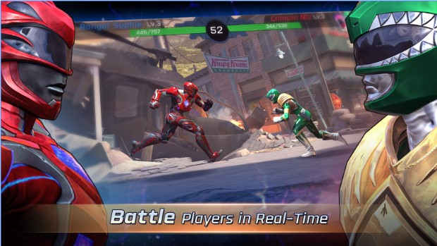 Download Power Rangers Legacy Wars untuk Android dan iOS