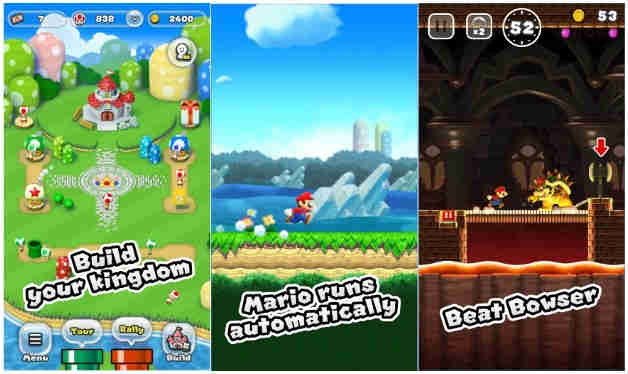 Download Game Super Mario Run Apk Android