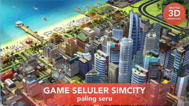 Game Membangun Kota Terbaik di Android
