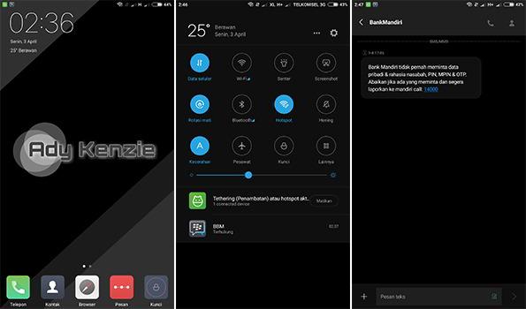 Cara Kustomisasi Tema di Xiaomi MIUI 8