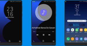 Download Tema Samsung Galaxy S8 Max untuk Xiaomi