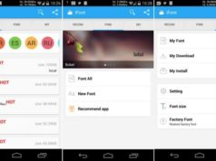 Download Aplikasi iFont Terbaru