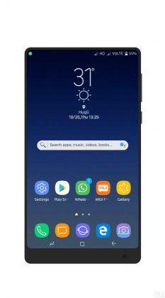 Download Tema Samsung Galaxy S8