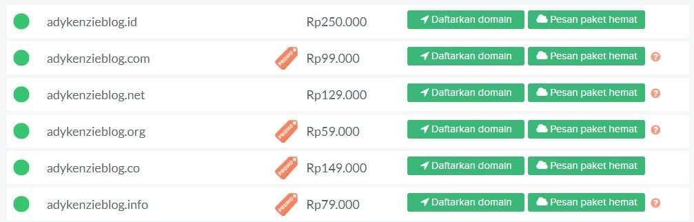 domain murah DomaiNesia