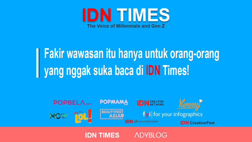 IDN Times blog review