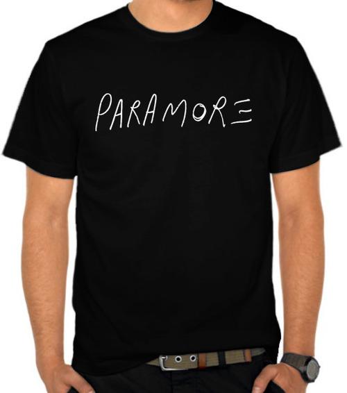 kaos musik paramore