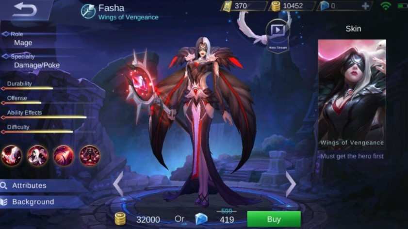 Mobile Legends Fasha