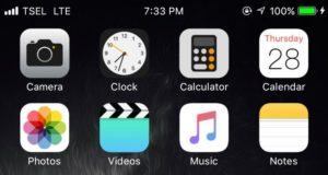 Download Tema iOS 11 Pro untuk Xiaomi