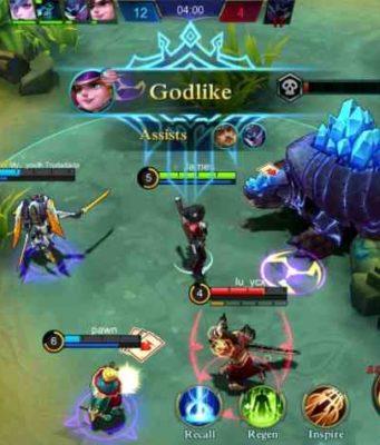 Hero Tercepat Melawan Minion di Mobile Legends