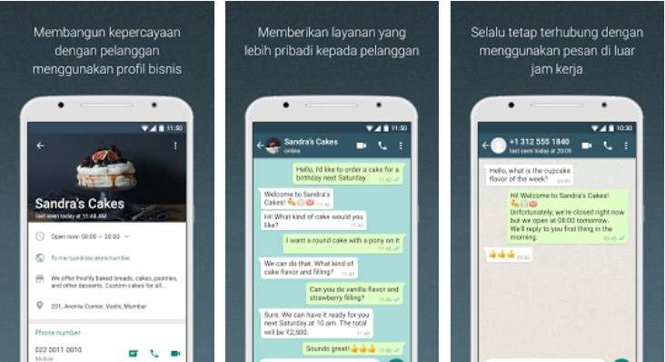 Download WhatsApp Messenger Terbaru