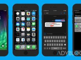 Download Tema iOS 11 Pro untuk Xiaomi [MIUI 9]
