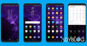 Download Tema Samsung Galaxy S9+ untuk Xiaomi
