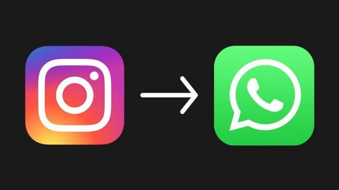 Cara Memindahkan Stroy Instagram ke WhatsApp