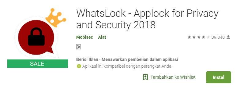 Cara Menghindari WhatsApp Kamu Disadap oleh Pacar