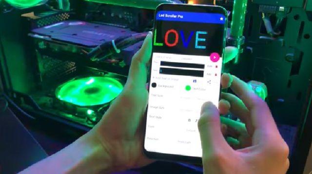 Aplikasi Running Text Terbaik untuk Android