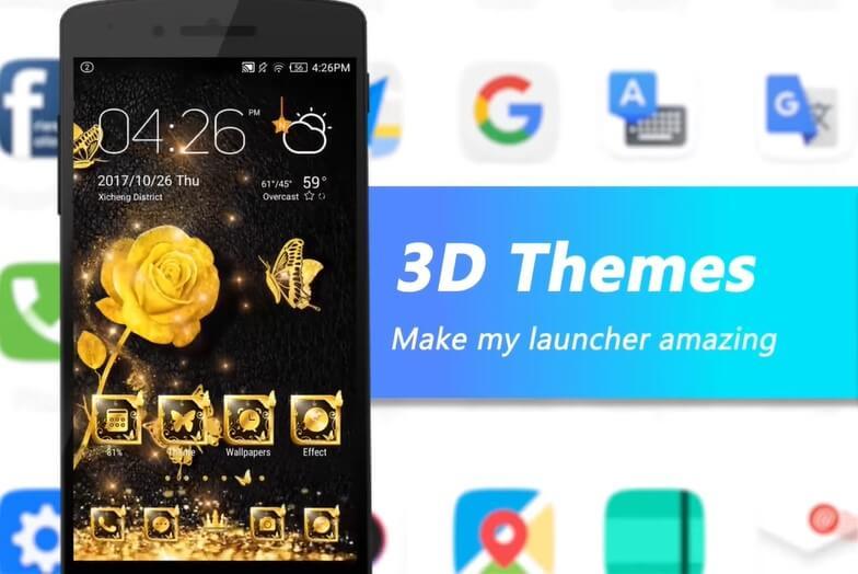 Aplikasi Tema Terbaik Android