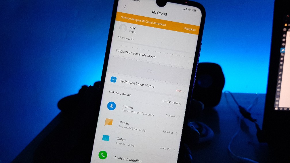 Cara Menggunakan Cloud Trash di Xiaomi